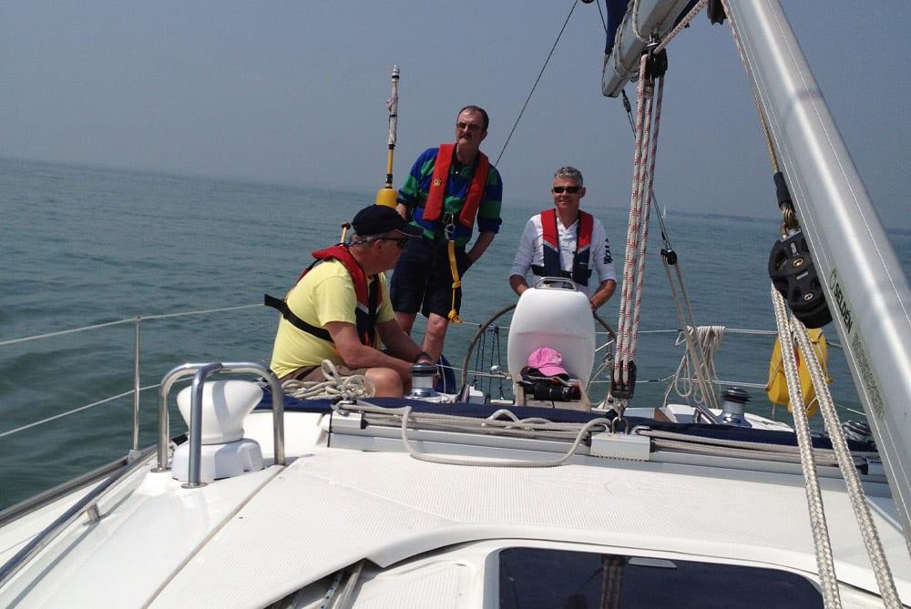 Spread Eagle Sailing Club - Activities