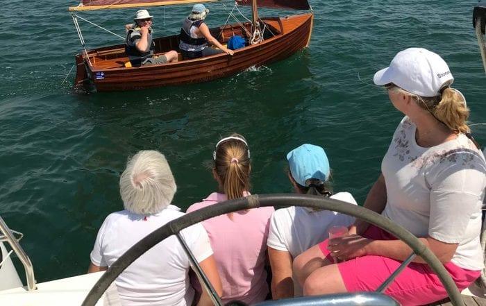 Spread Eagle Sailing Club - Club Ladies Weekend