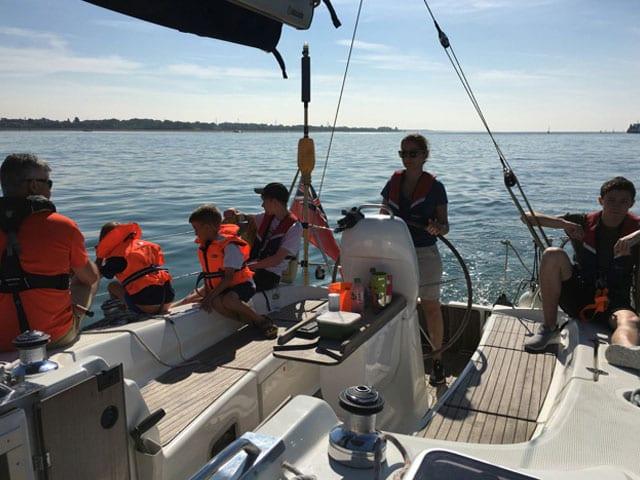 Spread Eagle Sailing Club