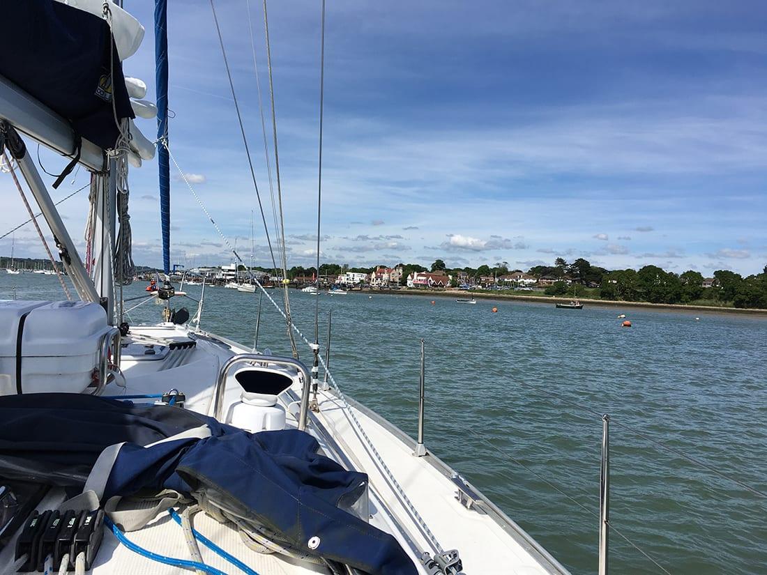 Spread Eagle Sailing Club events 2020